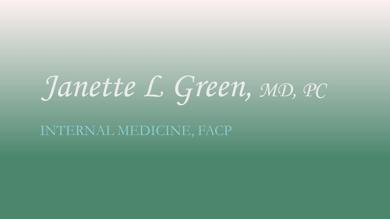 Janette L Green MD PC